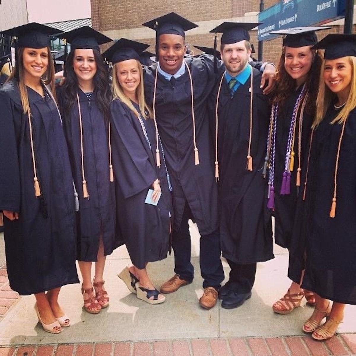 Ashley West, Class 2013 - Graduation 2013!